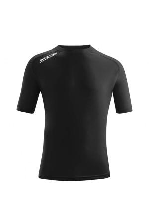 Acerbis Atlantis T-shirt 0016385.090 Μαυρο