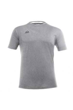 Acerbis Easy 0910018.593 T-shirt μακο Γκρι μελανζε