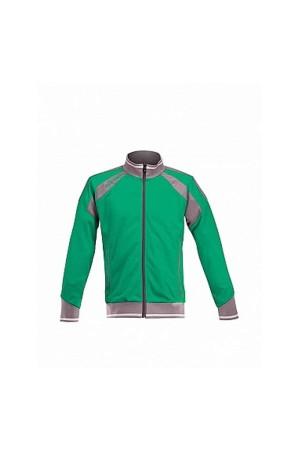 Acerbis England Giacca Tuta F016923.130 Ζακετα φορμας Πρασινο-γκρι