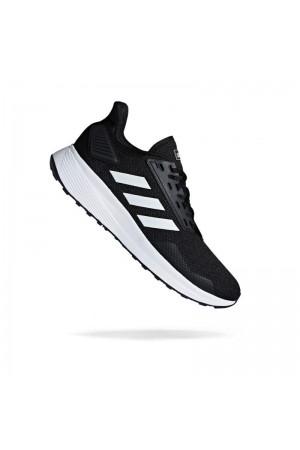 Adidas Duramo 9 BB7066 Μαυρο-λευκο