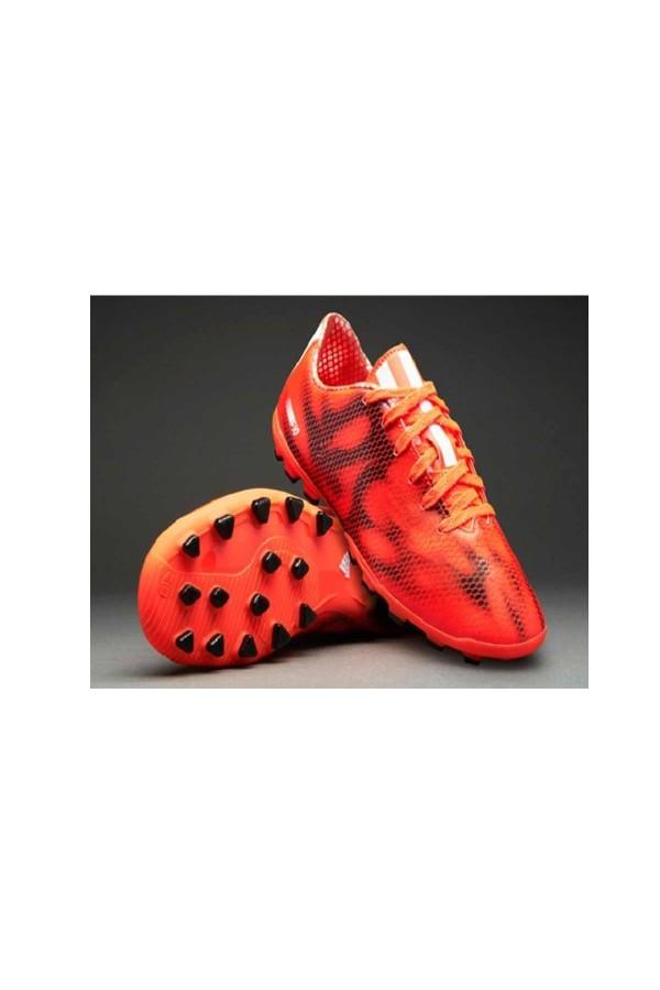 Adidas F10 AG J B44172 κοκκινο-μαυρο