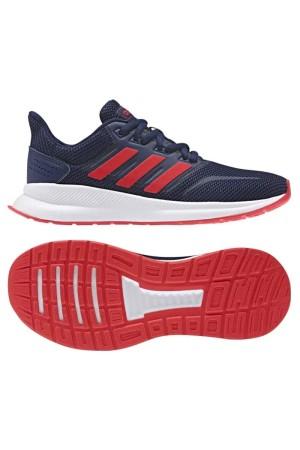 Adidas Runfalcon F 36543 Μπλε-κοκκινο