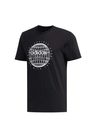 Adidas T-shirt FM6067 Μαυρο