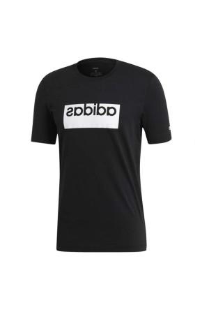 Adidas T-shirt EI4564 Μαυρο