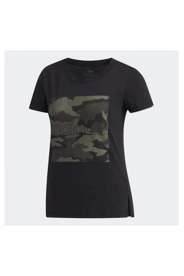 Adidas T-shirt FM6161 Μαυρο
