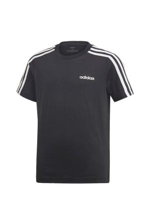 Adidas T-shirt DV1798 Μαυρο-λευκο