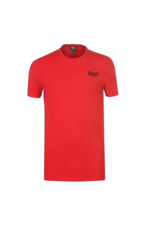 Everlast T-Shirt Κοκκινο