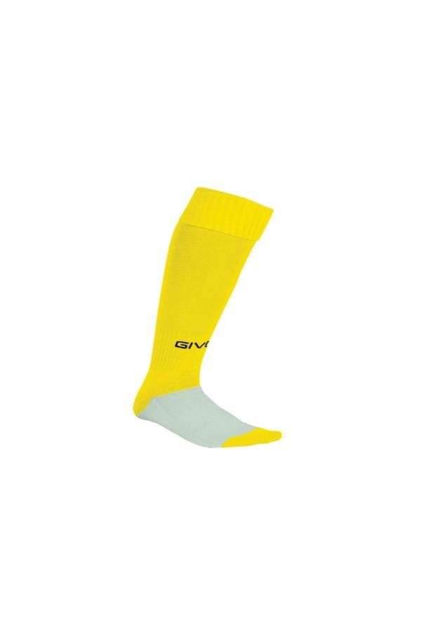 Givova Calza Calcio C001 κιτρινο