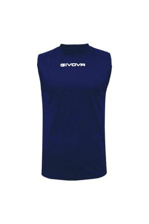 Shirt smanicato givova one MAC02-0004 Μπλε