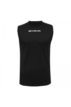 Shirt smanicato givova one MAC02-0010 Μαυρο