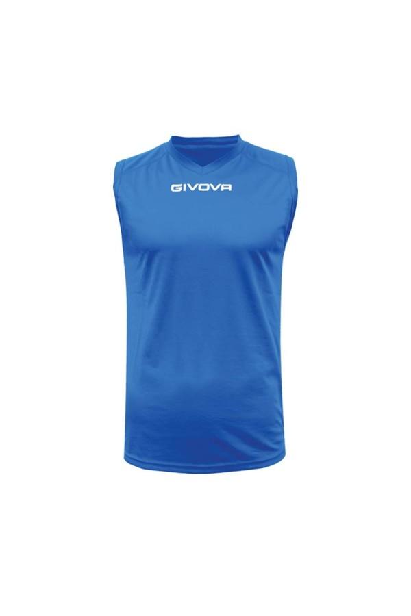 Shirt smanicato givova one MAC02-0002 Ρουα