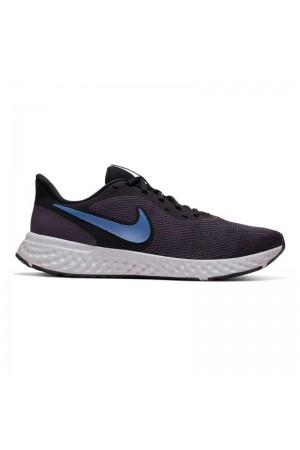 Nike Revolution 5 BQ3204-009 Μωβ-μαυρο