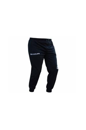 Pantalone Givova one P019-0010-μαυρο