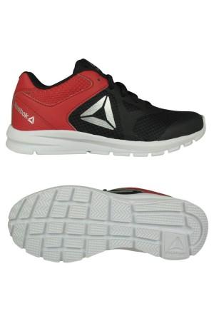 Reebok Rush Runner DV8687 Μαυρο-κοκκινο