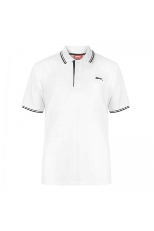 Slazenger Polo T-shirt Λευκο