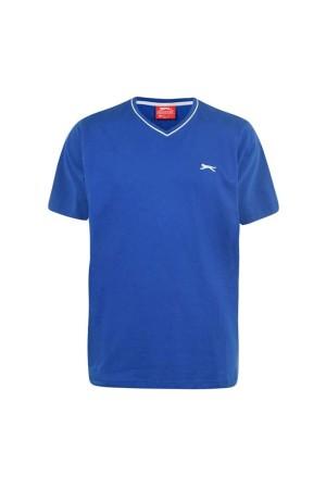 Slazenger T-Shirt με V λαιμοκοψη Ρουα