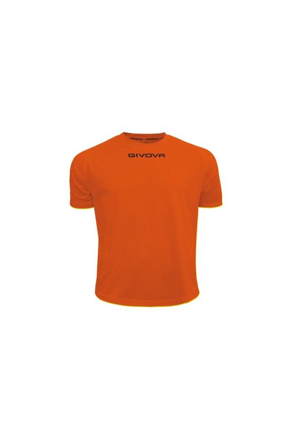 Givova shirt one MAC01 Εμφανιση 0001-πορτοκαλι