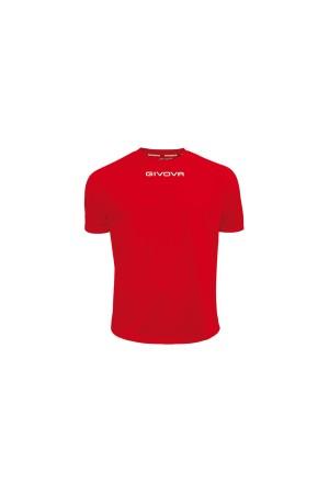 Givova shirt one MAC01 Εμφανιση 0012-κοκκινο