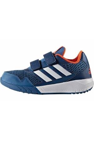 Adidas Altarun CF K BA7425-μπλε-λευκο-πορτοκαλι
