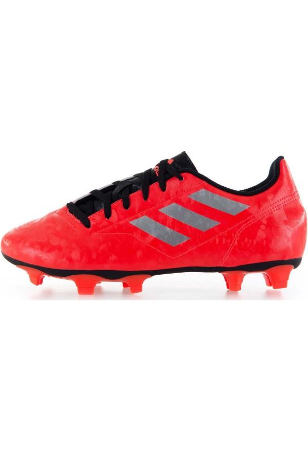 Adidas Conquisto FG AQ4313-κοκκινο-μαυρο-ασημι