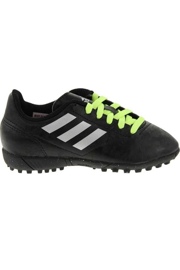 Adidas Conquisto II FG J AQ4334 μαυρο-λαχανι
