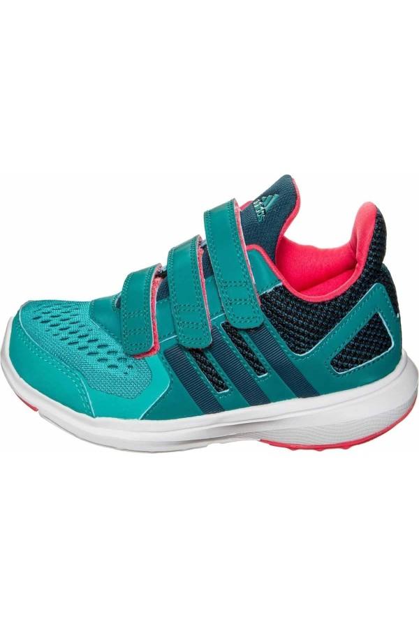 Adidas Hyperfast 2.0 cf k AF4494-μπλε-ρουα-πρασινο