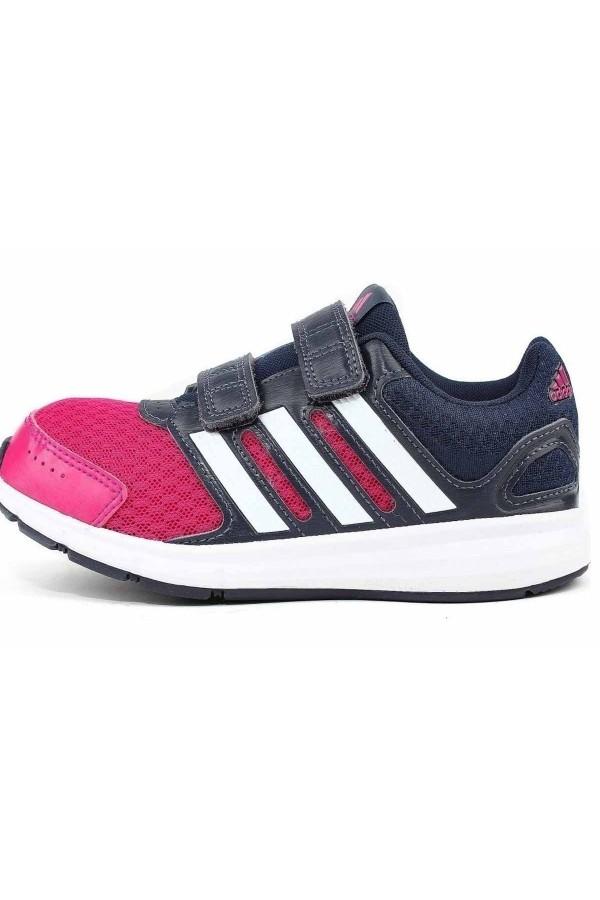 Adidas Ik sport cf k B23857-μπλε-κοκκινο