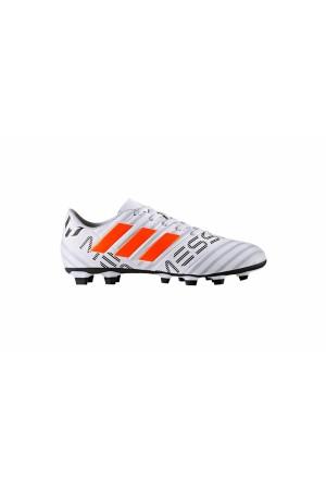 Adidas Nemeziz Messi 17.4 FG  λευκό-πορτοκάλι