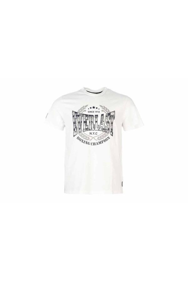 Everlast T-Shirt λευκο