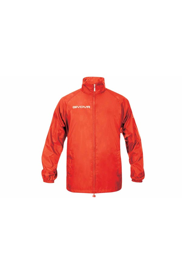 Givova Rain Basico RJ001-0012-κοκκινο