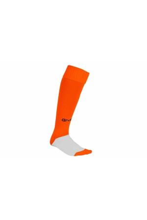 Givova Calza Calcio C001 0001 πορτοκαλί