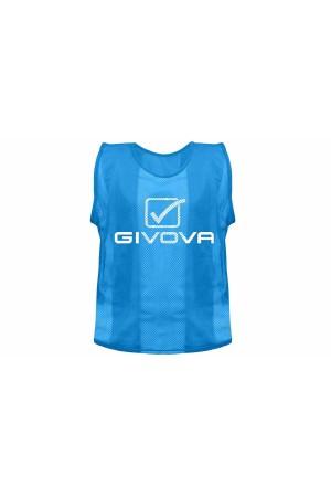 Givova Casacca Pro CT01 σαλιαρα προπονησης μπλε