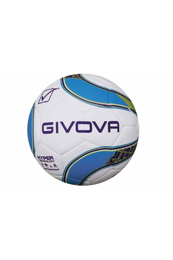 Givova Pallone Hyper P014-1502 γαλαζια-λευκη