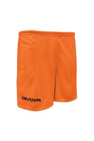 Pantaloncino Givova one P016-0001 Πορτοκαλι