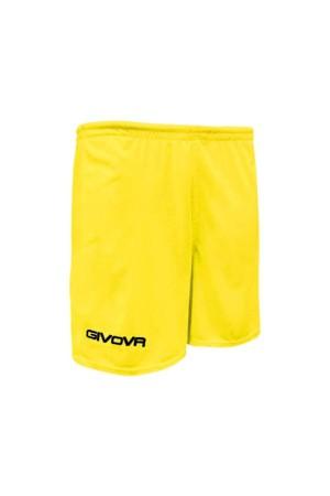 Pantaloncino Givova one P016-0007 Κιτρινο