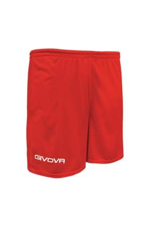 Pantaloncino Givova one P016-0012 κοκκινο