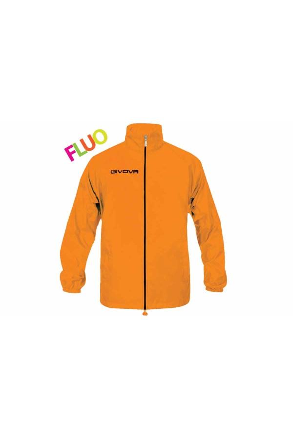 Givova Rain Basico RJ001-0028-πορτοκαλι