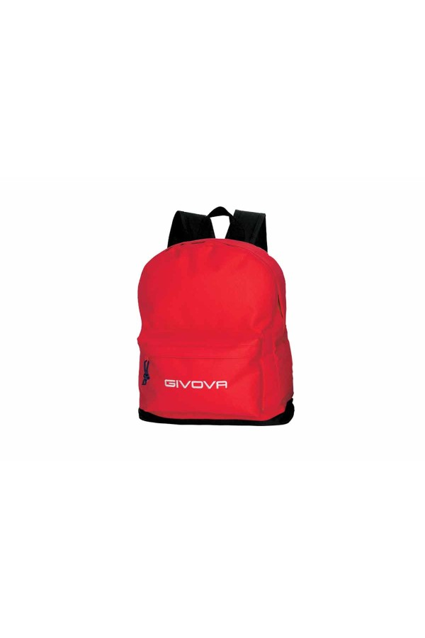 Givova-Zaino-Scuola-B003-0012-κοκκινο