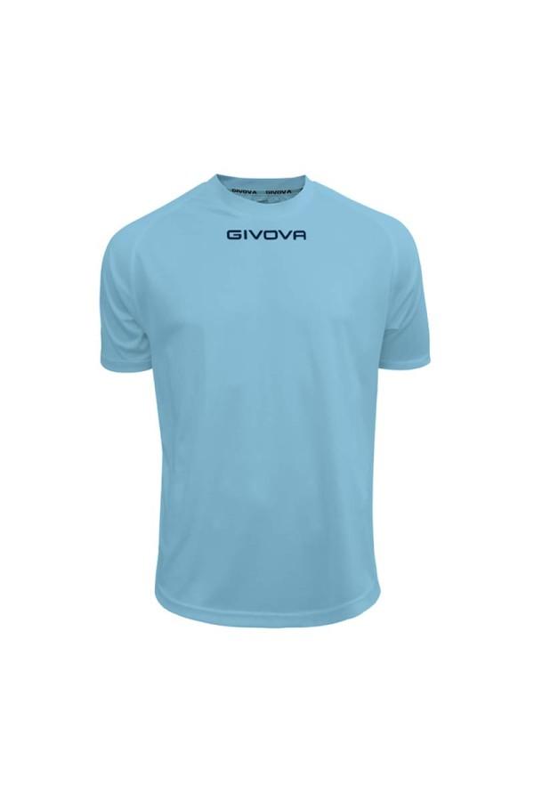 Givova shirt one MAC01 Εμφανιση 0005-γαλαζιο