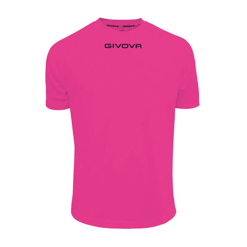 Givova shirt one MAC01 Εμφανιση 0006-φουξια