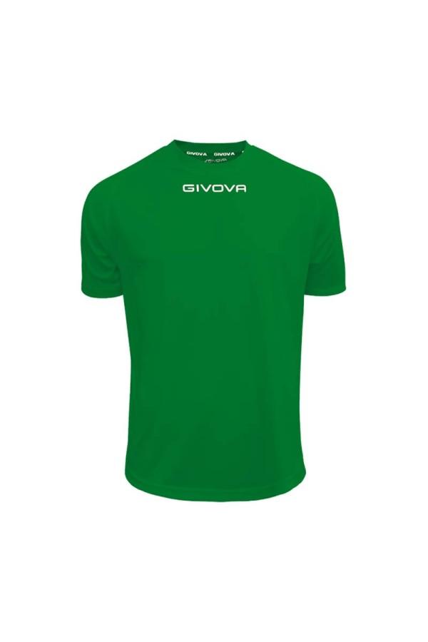 Givova shirt one MAC01 Εμφανιση 0013-πρασινο