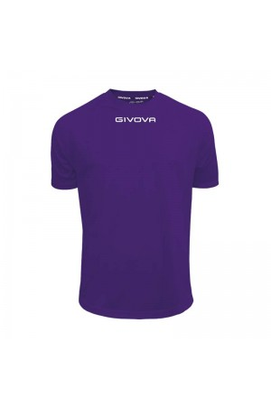 Givova shirt one MAC01 Εμφανιση 0014-μωβ