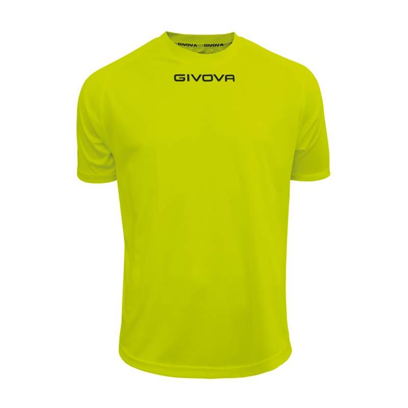 Givova shirt one MAC01 Εμφανιση 0019-λαχανι