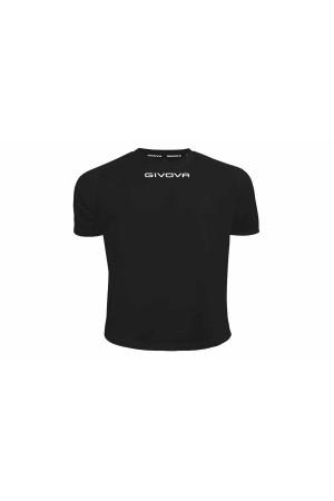 Givova shirt one MAC01 Εμφανιση 0010-μαυρο