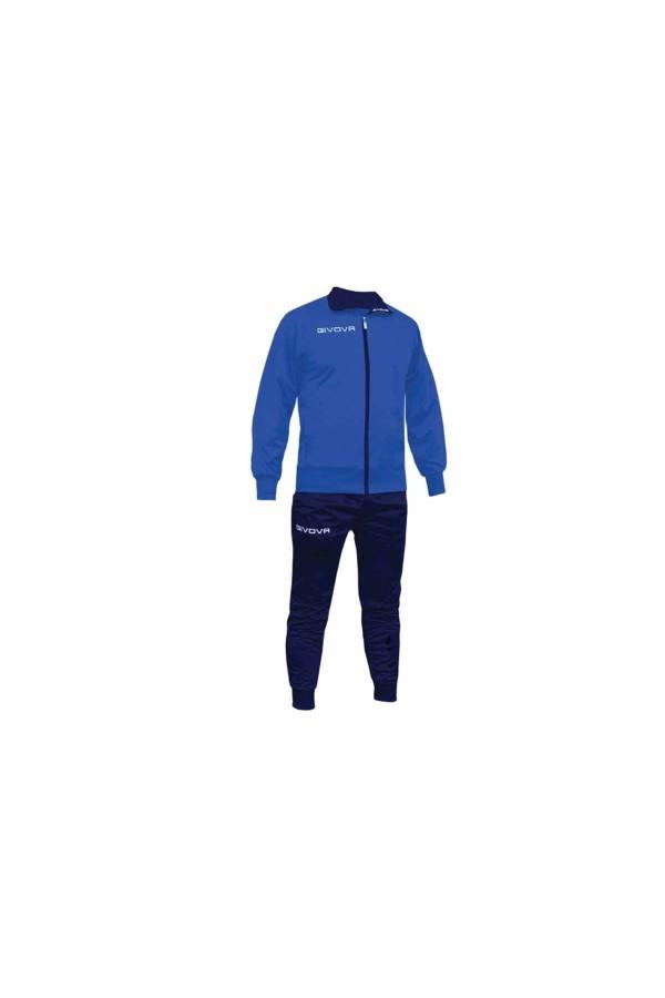 Givova Tuta Torino TR031-0204 μπλε-ρουα