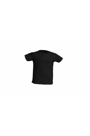 JHK παιδικο t-shirt μακο μαυρο