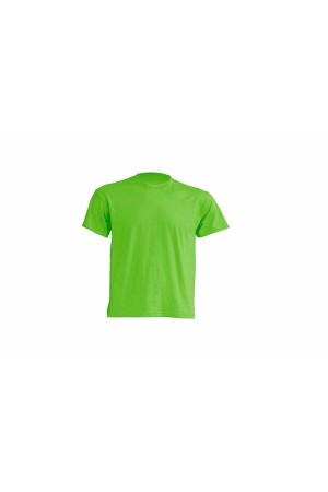 JHK ανδρικο t-shirt μακο λαχανι