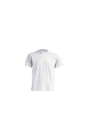 JHK ανδρικο t-shirt μακο λευκο