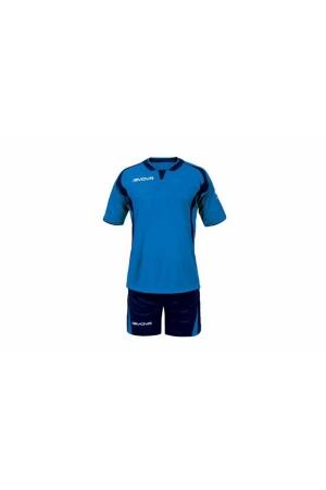 Givova Kit Ares TT02 0204 γαλαζιο-μπλε