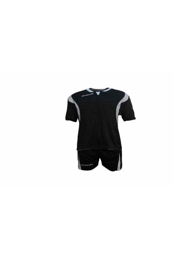 Givova Kit Ares TT02 1003 μαυρο-λευκο